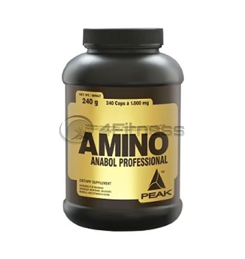 Amino Anabol Professional 1000 mg. – 240 caps.