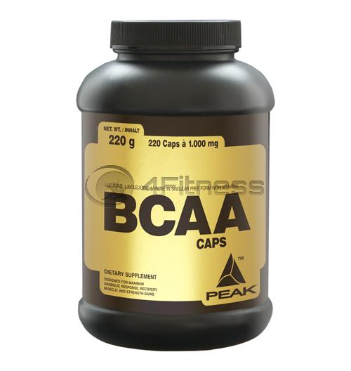 BCAA 1000мг. – 220 Капс.