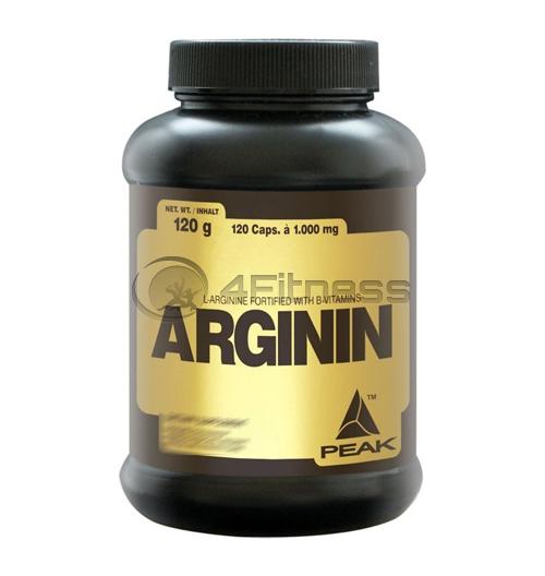 Arginin 1000 mg. – 100 caps.