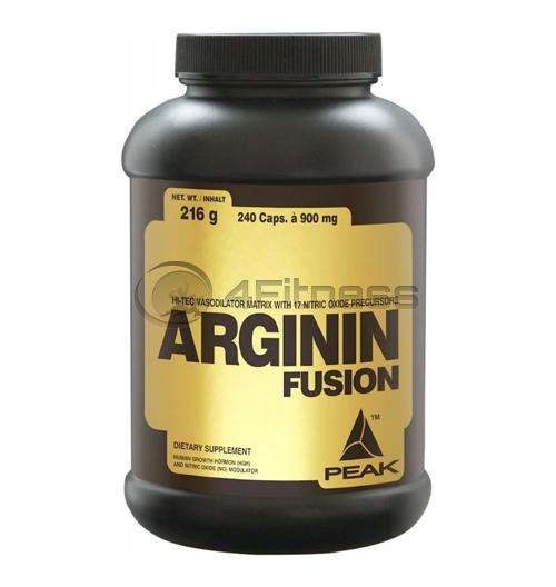 Arginin Fusion 900 mg. – 240 caps.