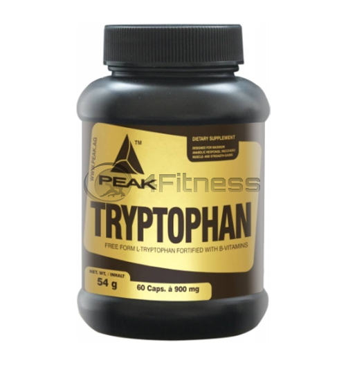 Tryptophan 900 mg. – 60 caps.