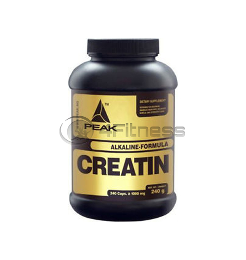 Alkalyne Creatine 1000 mg. – 240 caps.