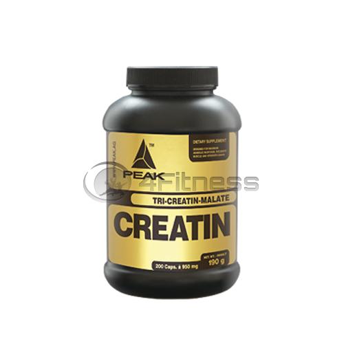 Tri-Creatin Malate 900 mg. – 200 caps.