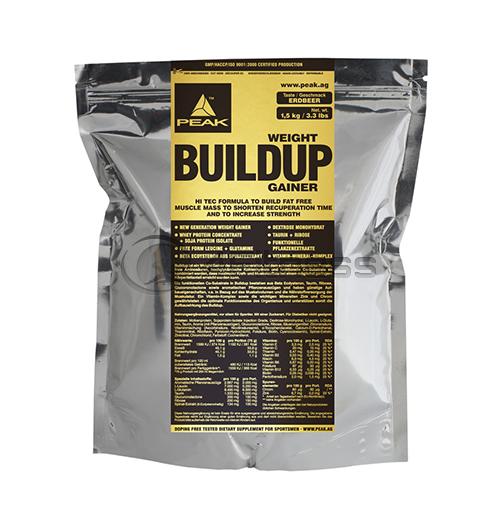 Build Up – 1500 gr.