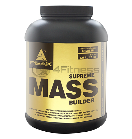 Supreme Mass Builder – 3180 гр.