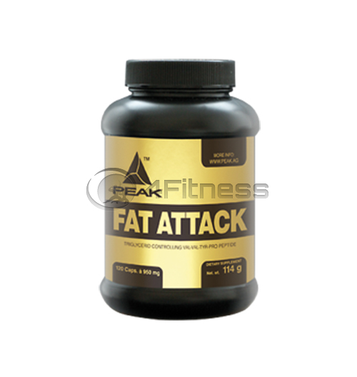 Fat Attack 950 мг. – 120 Капс.