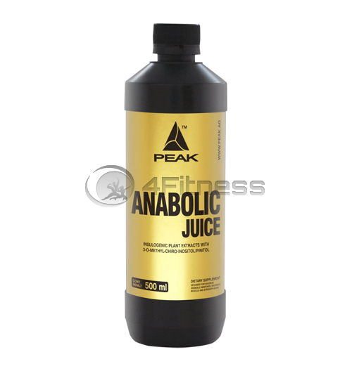 Anabolic Juice – 500 ml.