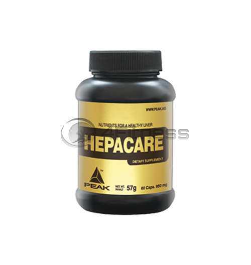 Hepacare 950 mg. – 60 caps.