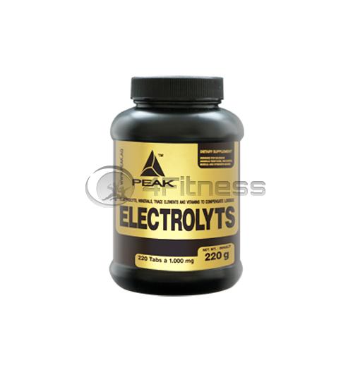 Electrolyts Complex 1000 мг. – 220 Табл.