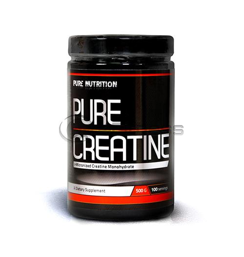 100% Pure Creatine – 500 gr.