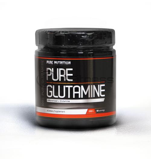 100% Pure Glutamine – 250 gr.