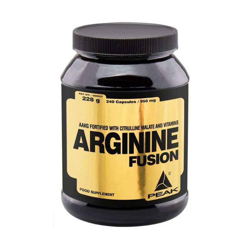 Arginin Fusion 240 капсули