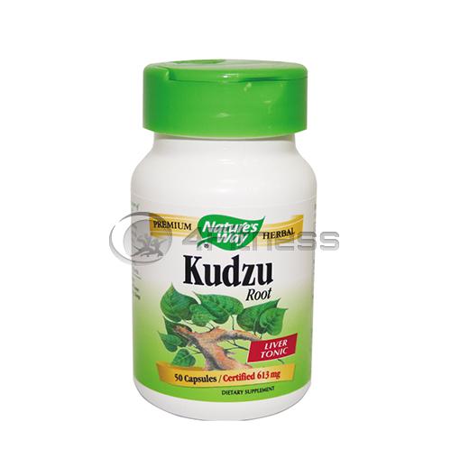 Kudzu Root 613 mg. / Кудзу корен 613 мг. – 50 Kaпс.