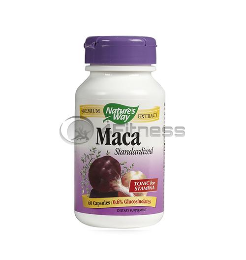 Maca 450 mg. / Мака 450 мг. – 60 Капс.