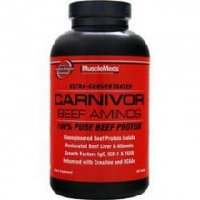 Carnivore Beef Amino - 300 табл.