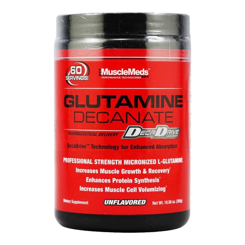 Glutamine Decanate – 300 г.