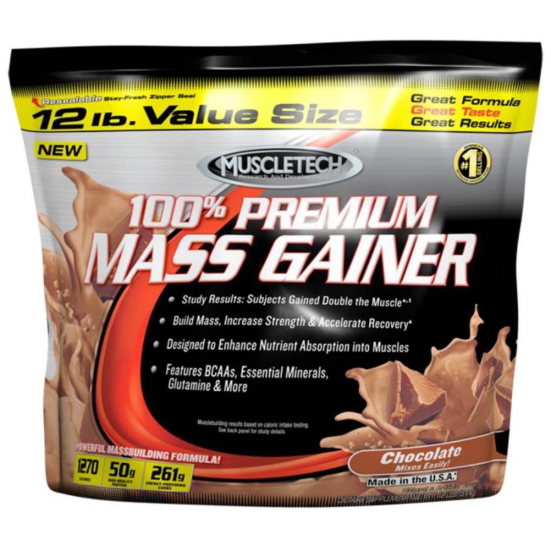 100% Mass Gainer – 5440 г.