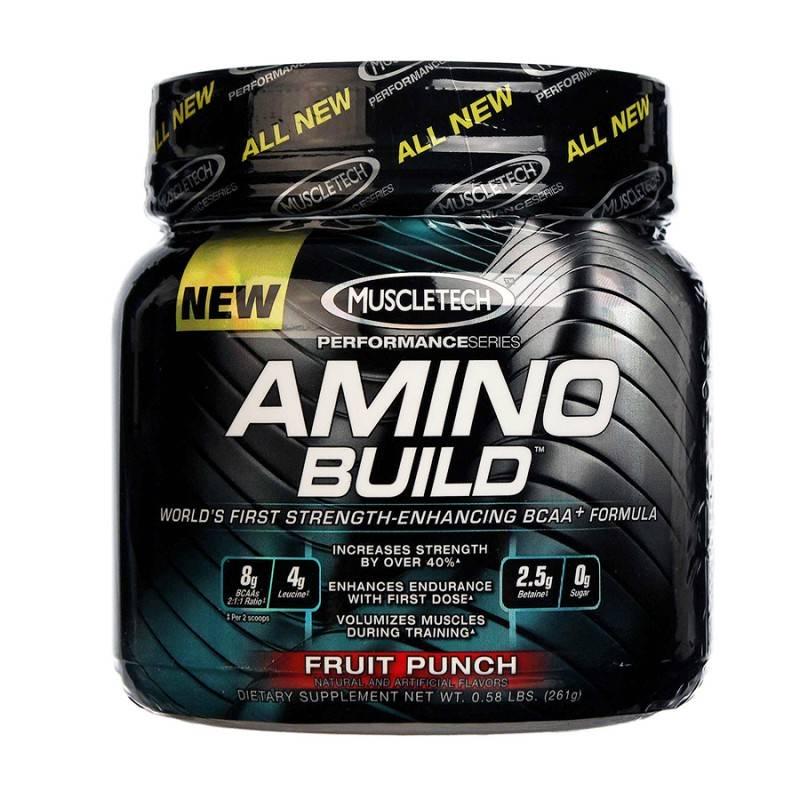 Amino Build – 270 г.