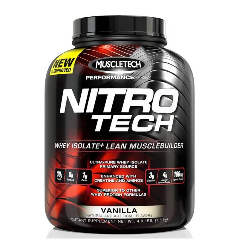 Nitro-Tech® Performance Series – 1.8 кг.