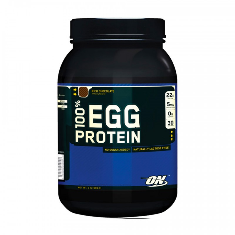 100% Egg Protein – 908 г.