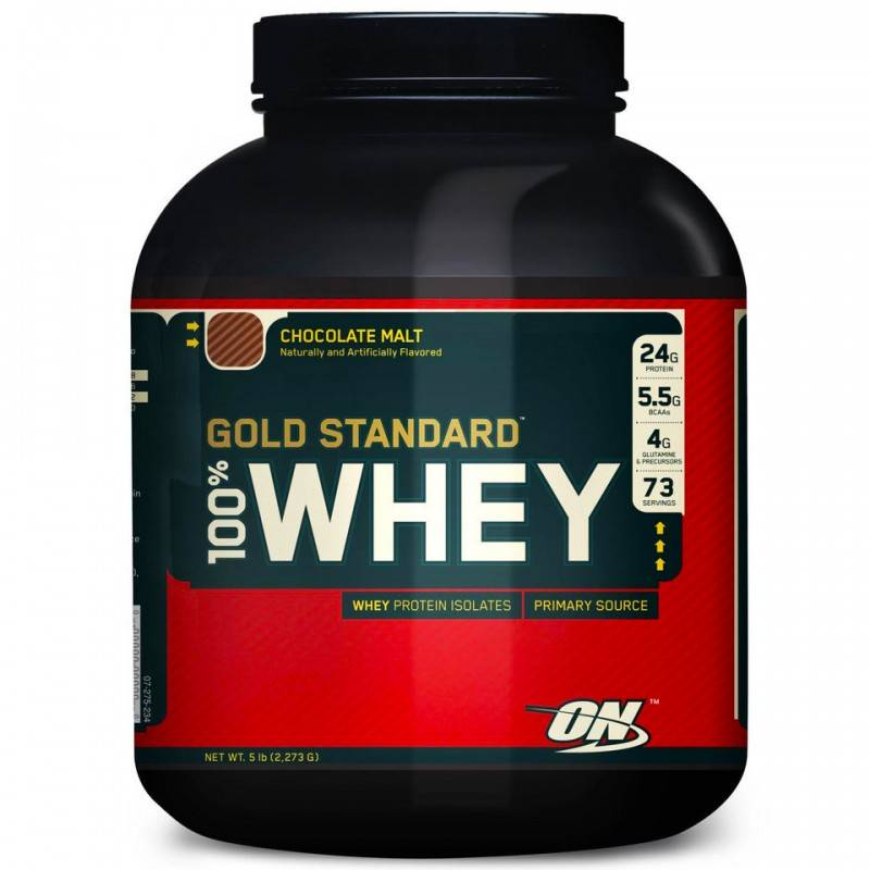 100% Whey Gold Standard – 2250 г.