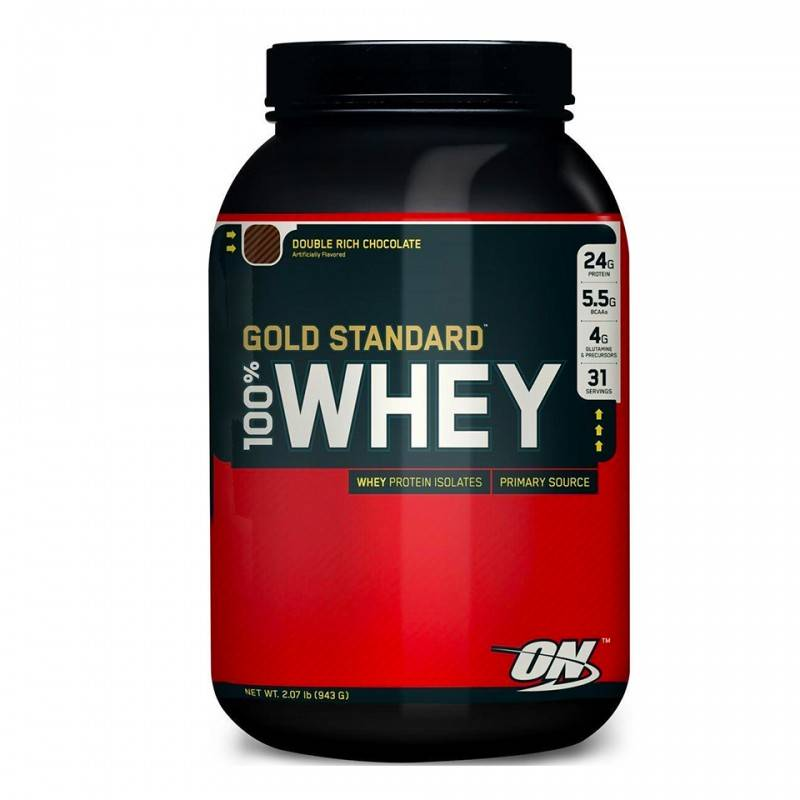 100% Whey Gold Standard – 908 г.