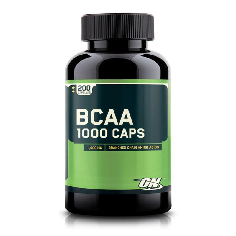 BCAA 1000 – 200 капс.