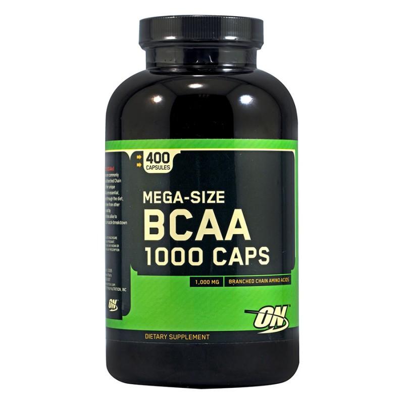 BCAA 1000 – 400 капс.