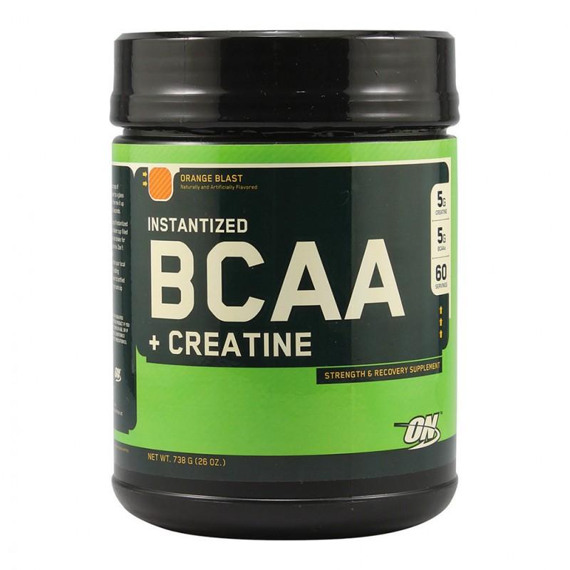 BCAA 5000 + Creatine – 738 г.