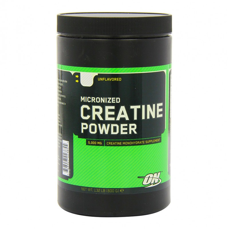 Creatine Powder – 600 г.