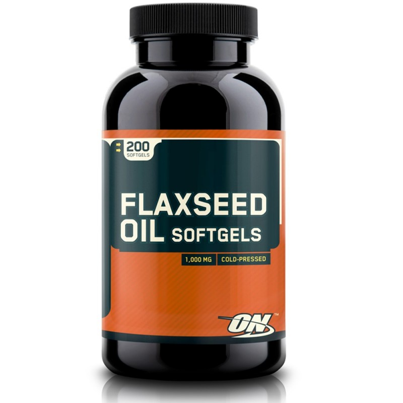 Flax Seed Oil / Ленено масло – 100 дражета
