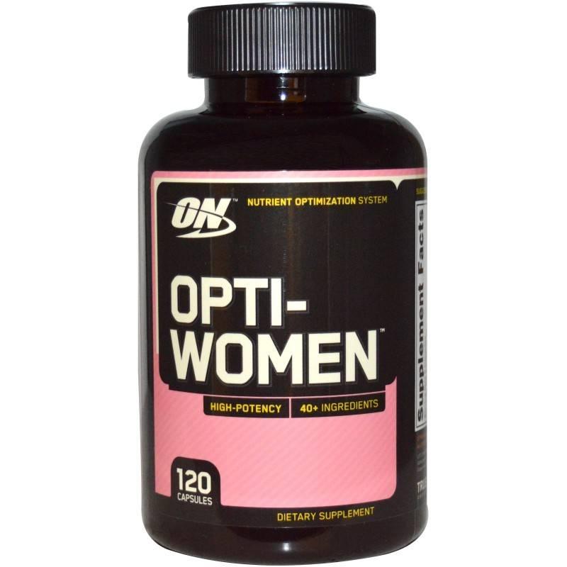 Opti Women EU – 120 капс.