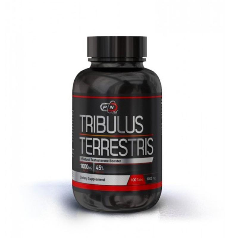 Tribulus Terrestris 1000 mg. – 100 caps.