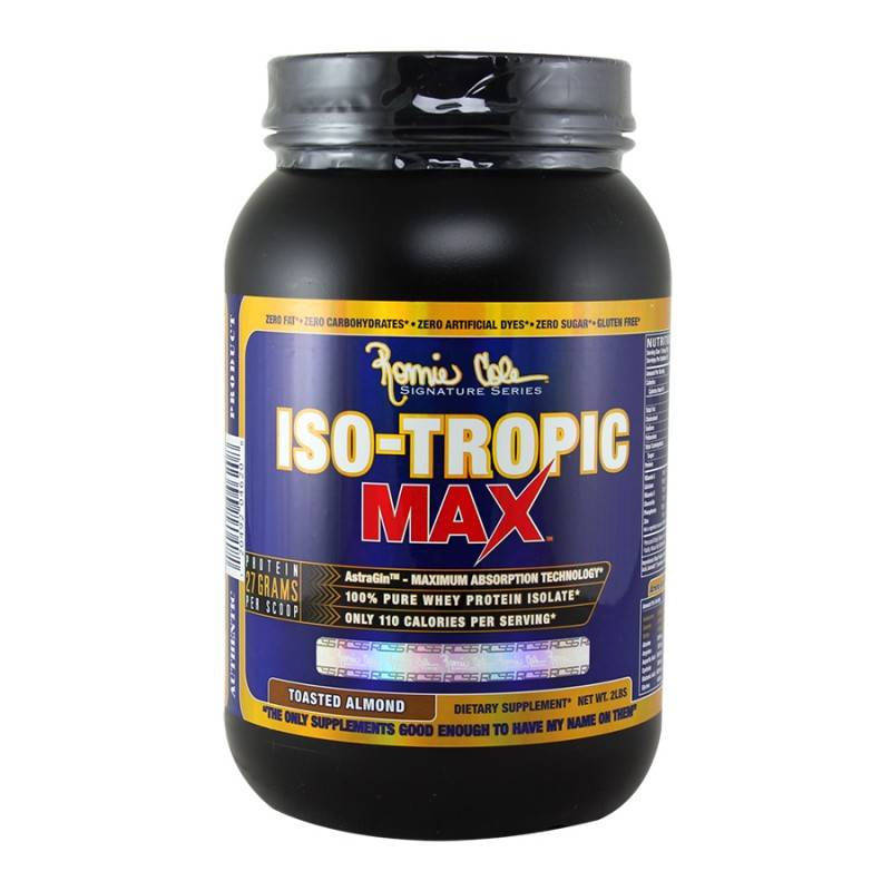 Iso-Tropic Max Isolate – 930 г.