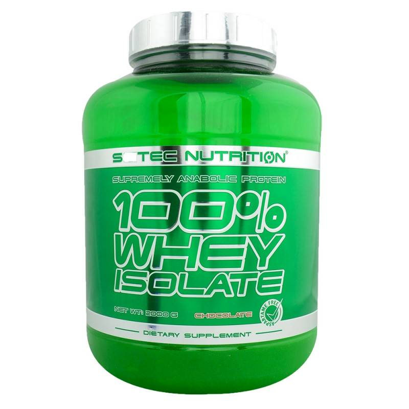 100% Whey Isolate – 2000 г.