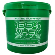 100% Whey Isolate - 4000 г.