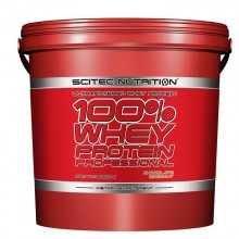 100% Whey Professional - 5000 г.