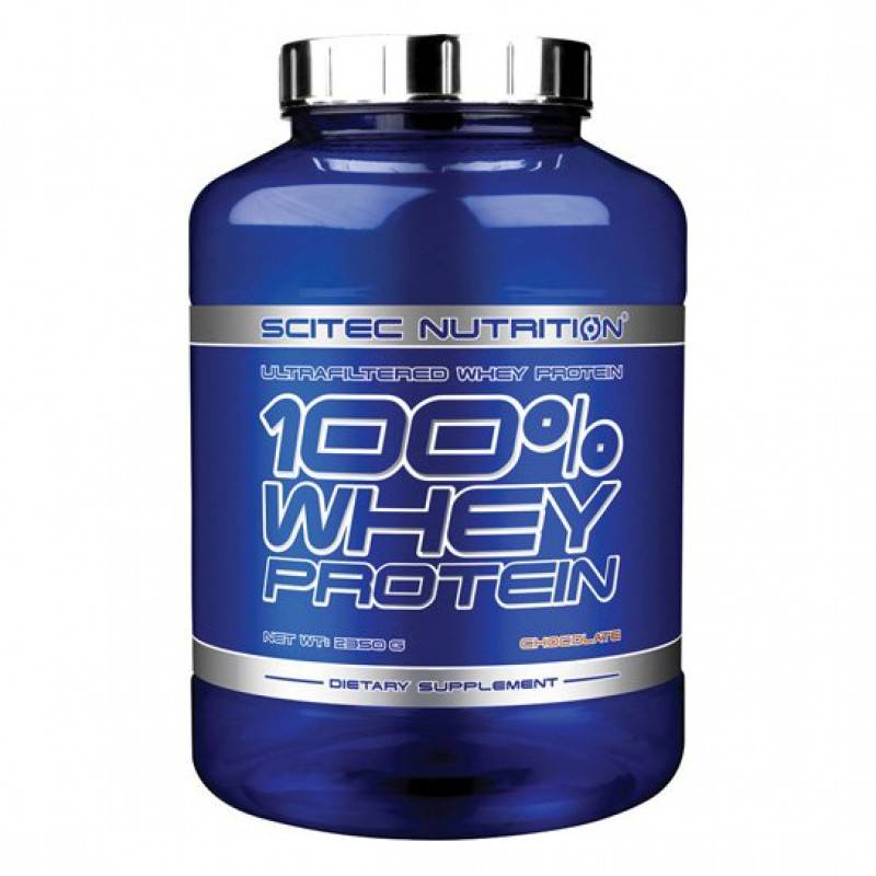 100% Whey Protein – 2350 г.