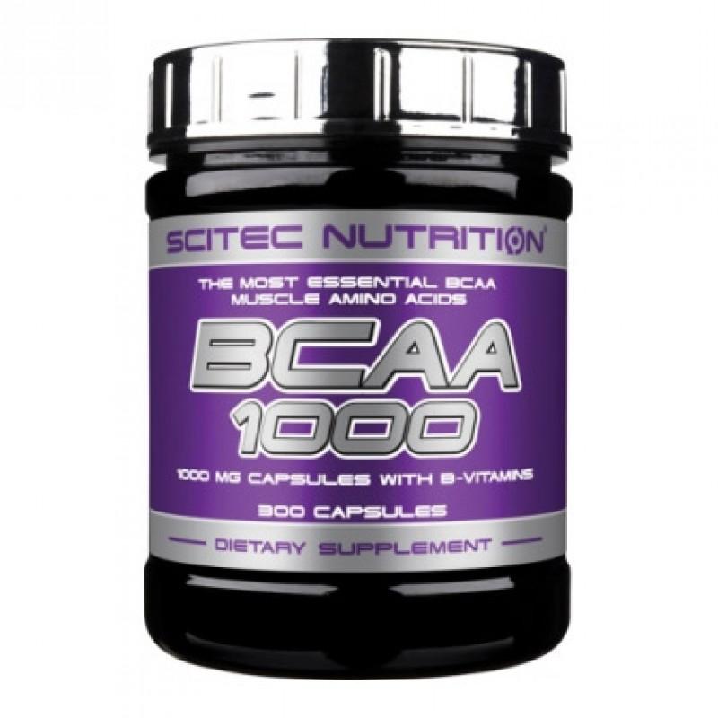 BCAA 1000 – 300 капс.