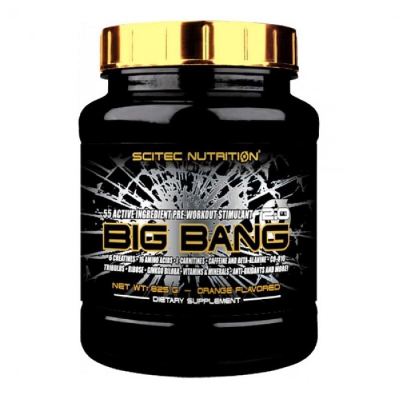 Big Bang – 825 г.