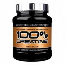 100% Creatine Monohydrate - 1000 г.
