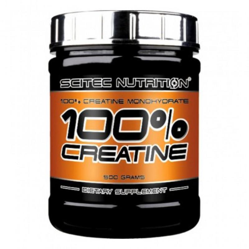 100% Creatine Monohydrate – 500 г.