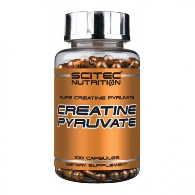 Creatine Pyruvate – 100 капс.