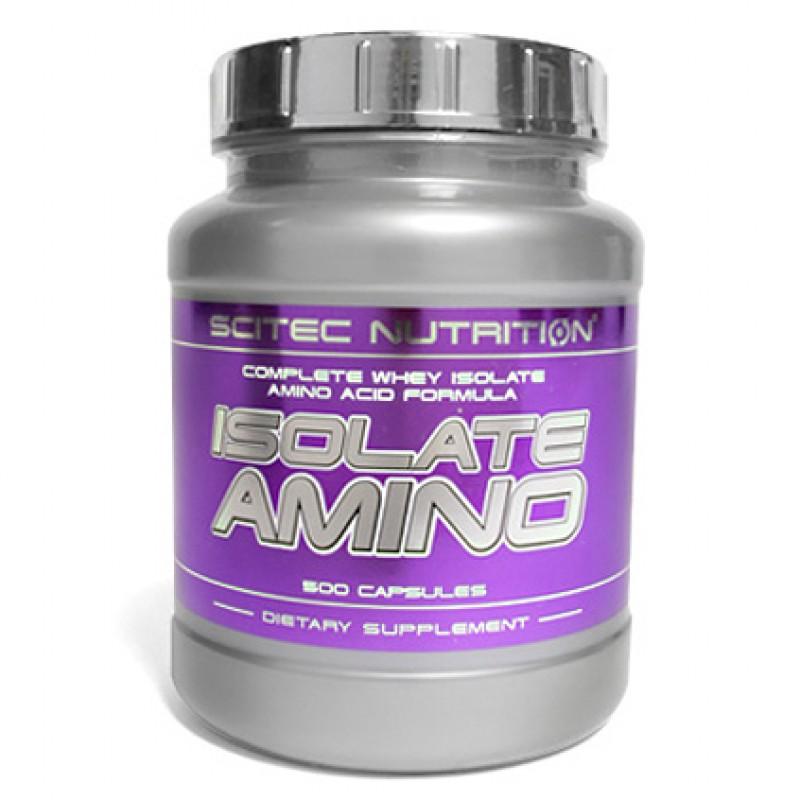 Isolate Amino – 500 капс.
