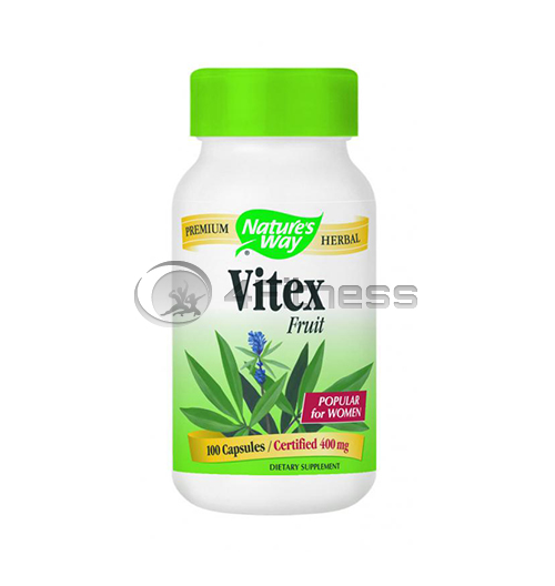 Vitex Fruit 400 mg. / Витекс (плод) 400 мг. – 100 Капс.