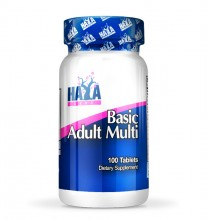 Basic Adult Multivitamin 100 Табл.