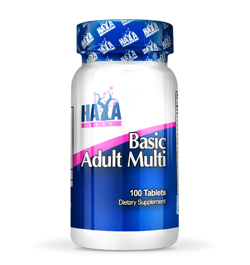 Basic Adult Multivitamin – 100 Tабл.