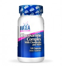 Glucosamine Chondroitin & MSM Complex - 120 Капс.