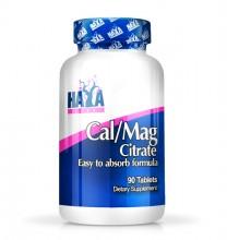 HAYA LABS Cal-Mag Citrate 90 Табл.