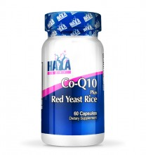 Co-Q10 - 60 мг. & Red Yeast Rice - 600 мг. / 60 Softgels